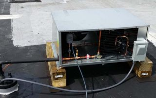 roof refrigeration equipment