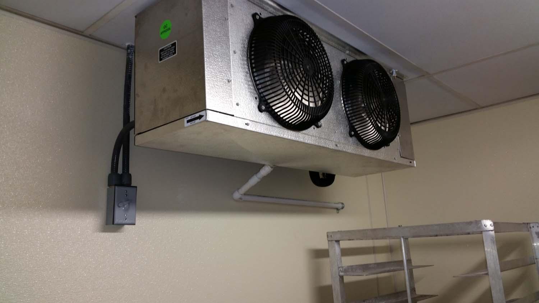 refrigeration fans