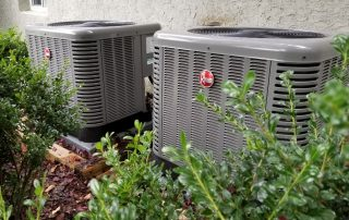 Rheem HVAC equipment