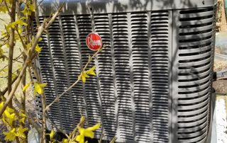 Rheem Heating & Cooling System