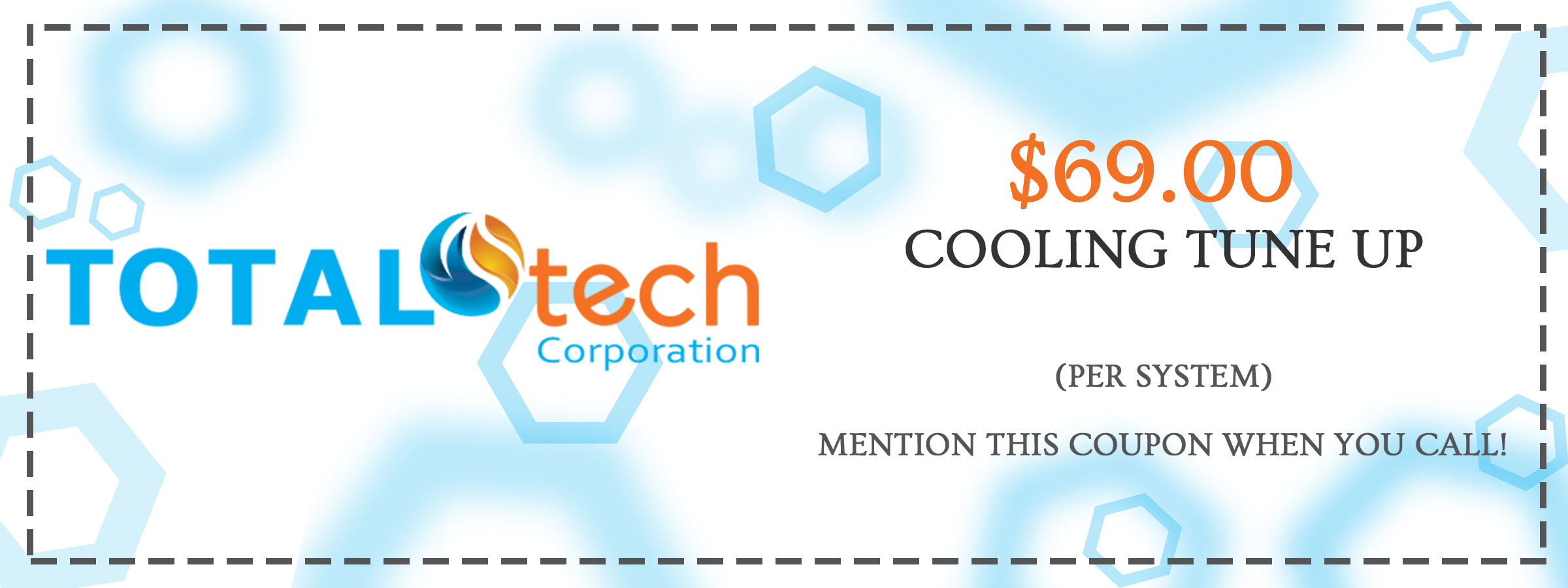 cooling coupons