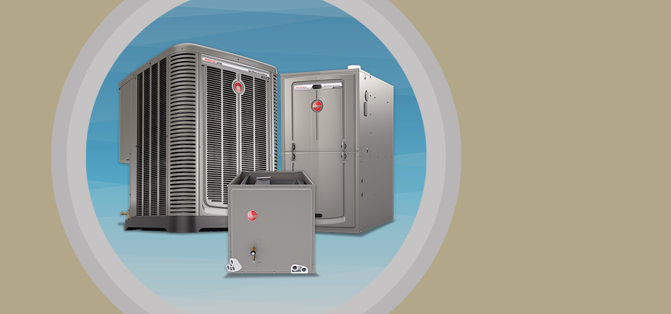 heating & cooling units